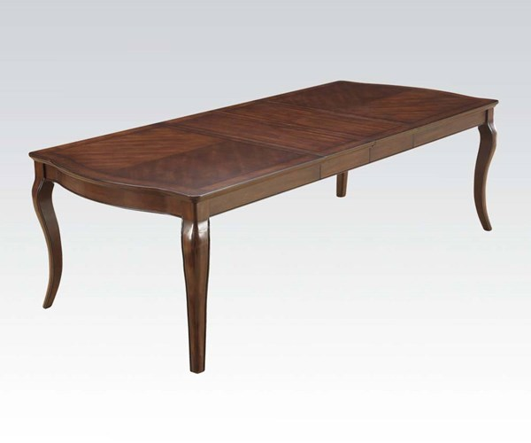 Florence Formal Cherry Wood Dining Table ACM-60730
