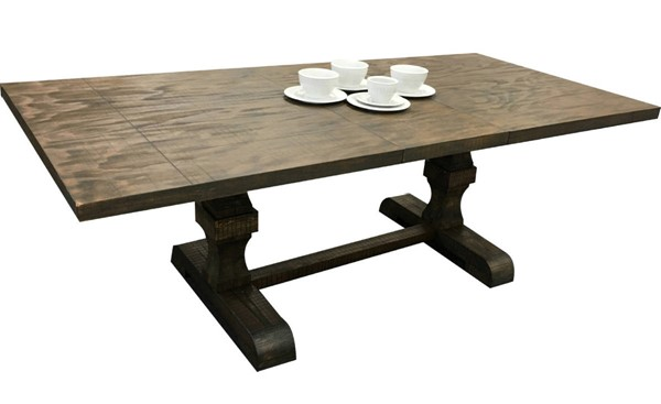 Acme Furniture Landon Salvage Brown Rectangle Dining Table ACM-60737