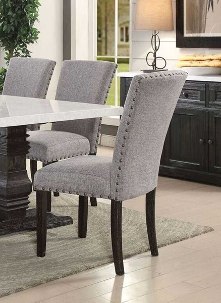 2 Acme Furniture Nolan Side Chairs The Classy Home