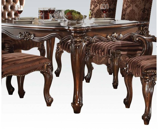 Acme Furniture Versailles Cherry Oak Dining Table ACM-61110