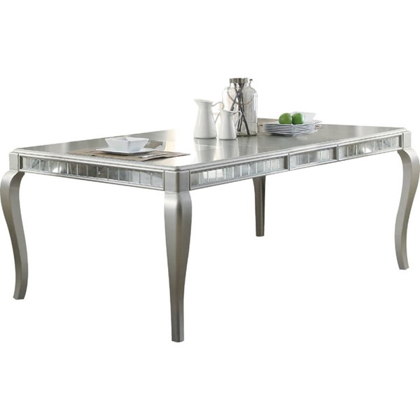 Acme Furniture Francesca Champagne Dining Table ACM-62080