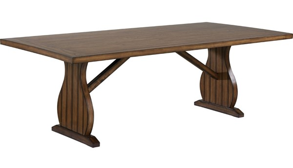 Acme Furniture Maurice Antique Oak Dining Table ACM-62470