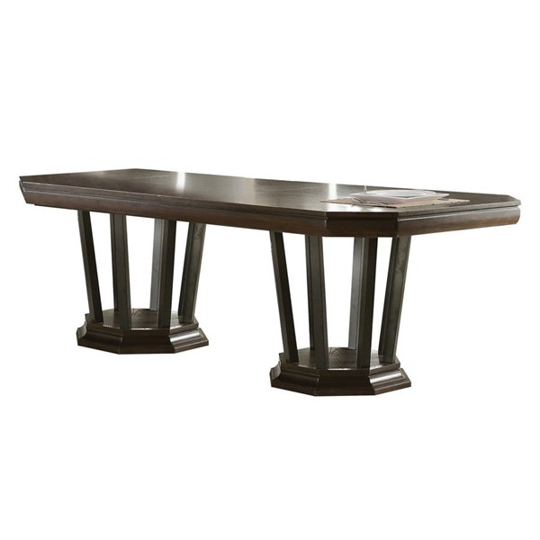 Acme Furniture Selma Tobacco Dining  Rectangle Table ACM-64090