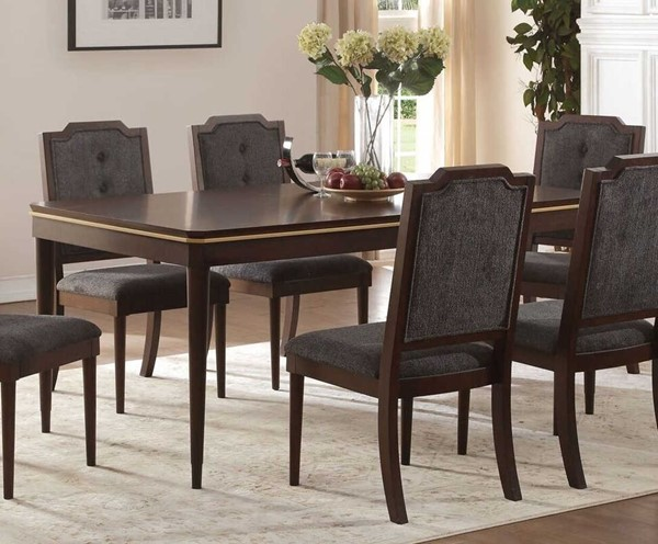 Acme Furniture Eschenbach Cherry Dining Table ACM-65960