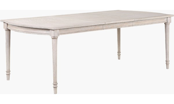 Acme Furniture Wynsor Antique Champagne Leg Dining Table ACM-67540