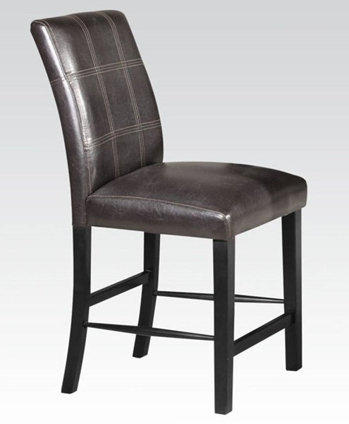 2 Acme Furniture Blythe Counter Height Chairs ACM-71072