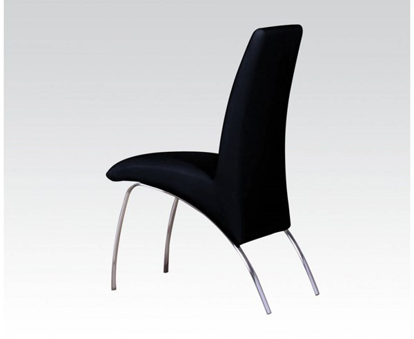 Perviscollection Modern Solid Seat Side Chair ACM-71110-SC
