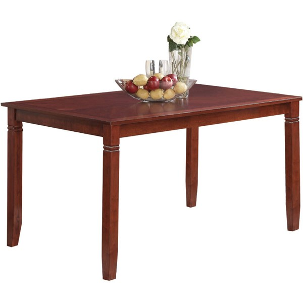 Acme Furniture Sonata Cherry Dining Table ACM-71160
