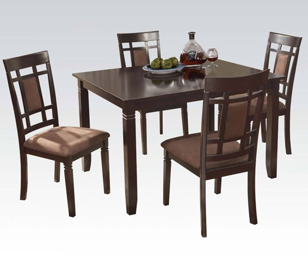 Acme Furniture Sonata 5pc Dining Set ACM-71164