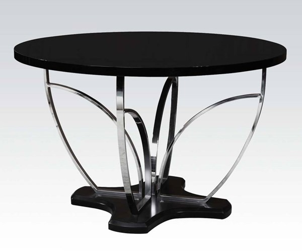 Acme Furniture Danny Black Dining Table ACM-71250