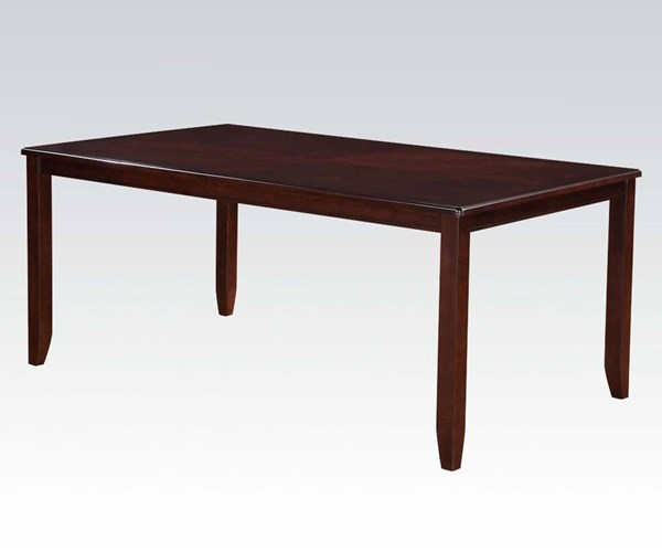 Acme Furniture Oswell Cherry Rectangle Dining Table ACM-71595