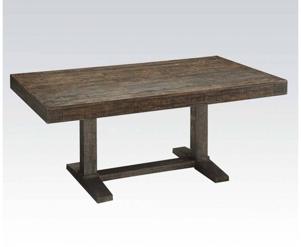 Acme Furniture Eliana Brown Rectangle Dining Table ACM-71710