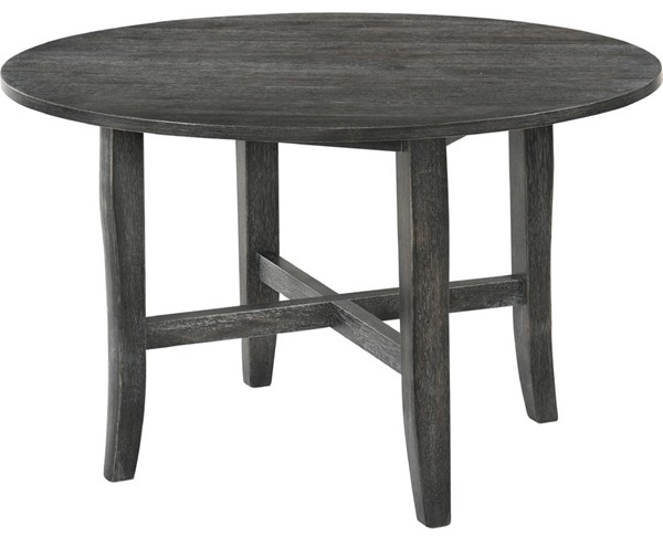 Acme Furniture Kendric Rustic Gray Dining Table ACM-71895