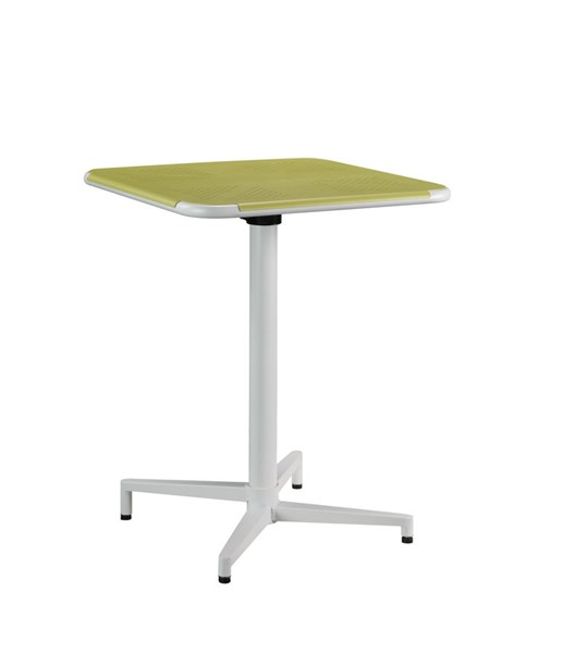 Acme Furniture Olson Yellow Dining Table ACM-72090