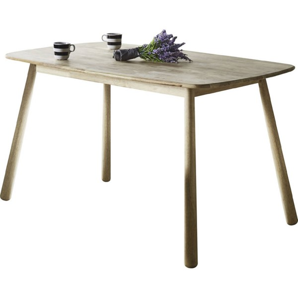 Acme Furniture Dessa Natural Dining Table ACM-72130