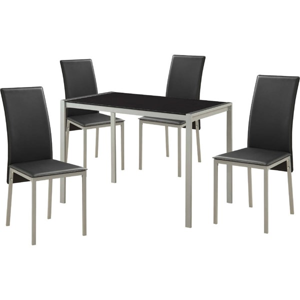 Acme Furniture Vallo 5pc Dining Set ACM-72335
