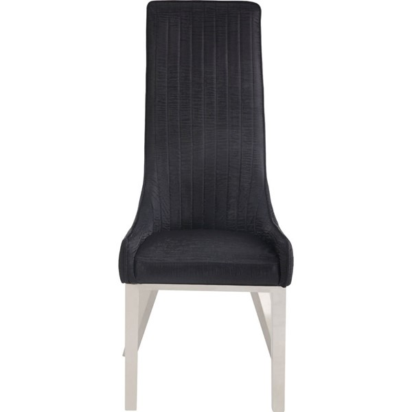 2 Acme Furniture Gianna Black Dining Chairs ACM-72474