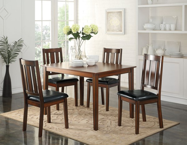 Acme Furniture Flihvine 5pc Dining Room Set ACM-72505