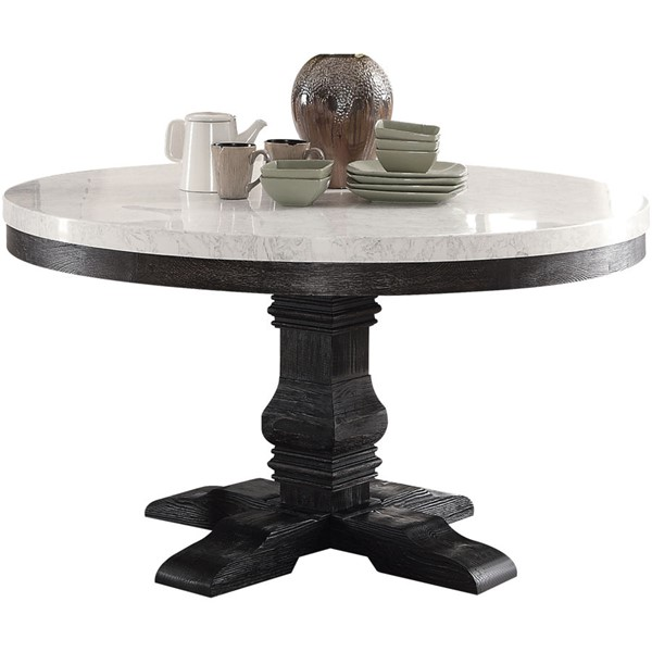 Acme Furniture Nolan Pedestal Dining Table ACM-72845