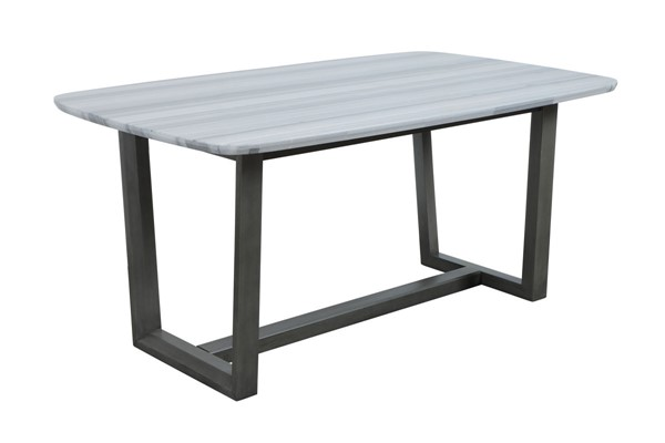 Acme Furniture Madan Gray Dining Table ACM-73170