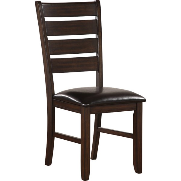 2 Acme Furniture Urbana PU Side Chairs ACM-74624
