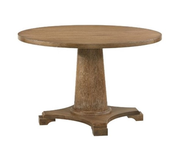 Acme Furniture Yotam Salvaged Oak Dining Table ACM-77160