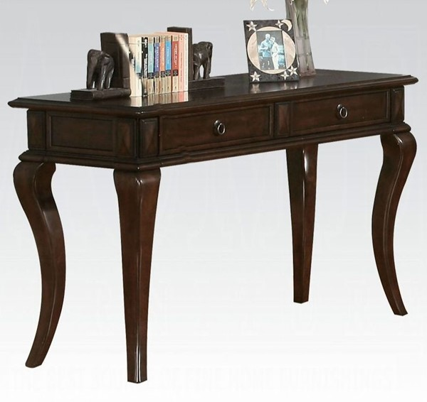 Acme Furniture Amado Walnut Sofa Table ACM-80014