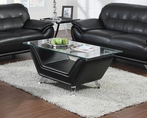 Acme Furniture Zahar Black Coffee Table ACM-80240