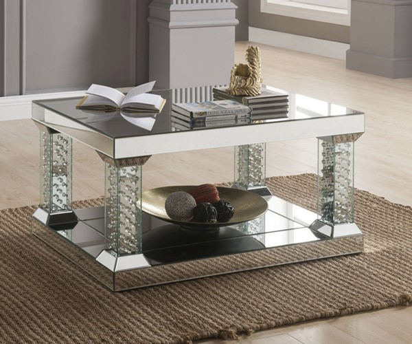 Acme Furniture Nysa Square Coffee Table