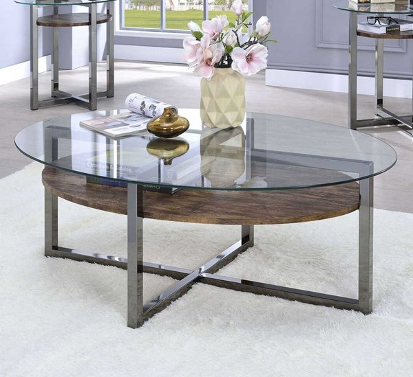 Acme Furniture Janette Coffee Table ACM-80560