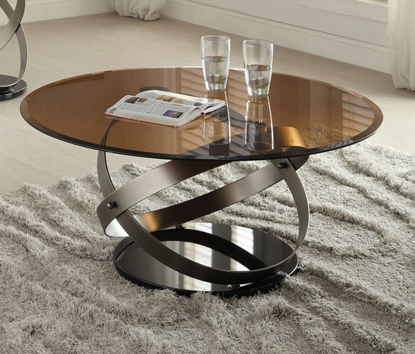 Acme Furniture Olly Black Coffee Table ACM-80925