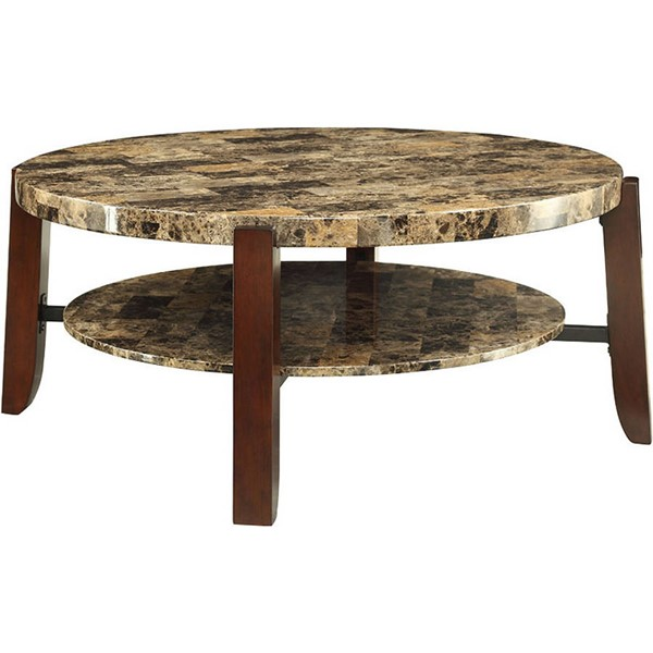 Acme Furniture Lilith Cherry Storage Coffee Table ACM-80957