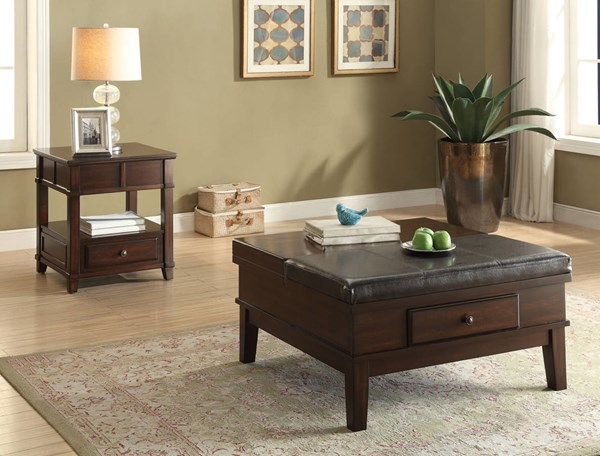 Acme Furniture Orville Coffee Table Set ACM-8125-OCT