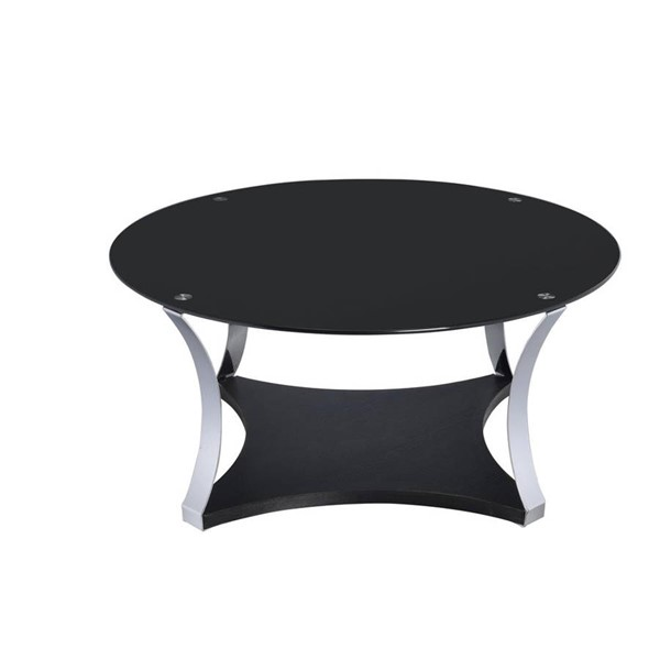 Acme Furniture Geiger Black Coffee Table ACM-81915