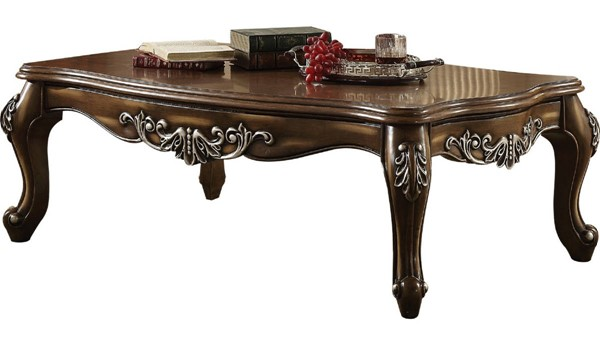 Acme Furniture Latisha Antique Oak Coffee Table ACM-82115