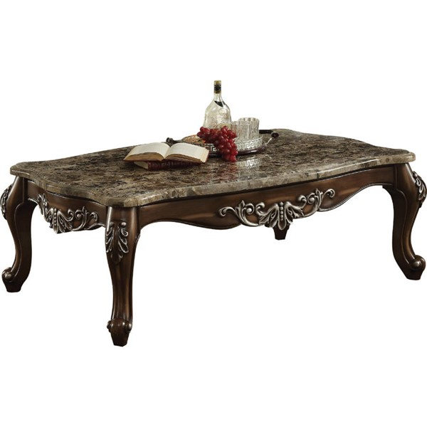 Acme Furniture Latisha Antique Oak Rectangle Coffee Table ACM-82145