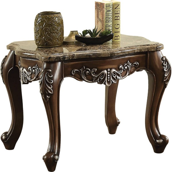 Acme Furniture Latisha Antique Oak End Table ACM-82147