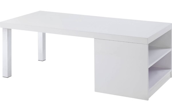 Acme Furniture Harta White Coffee Table ACM-82330