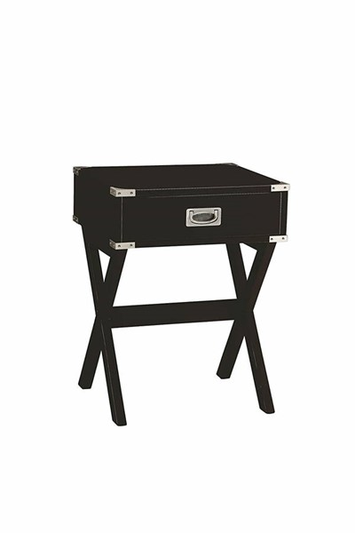 Acme Furniture Babs Black End Table ACM-82822