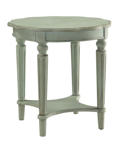 Acme Furniture Fordon Antique Green End Table ACM-82912