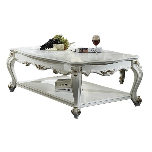 Acme Furniture Picardy Pearl Coffee Table ACM-83460