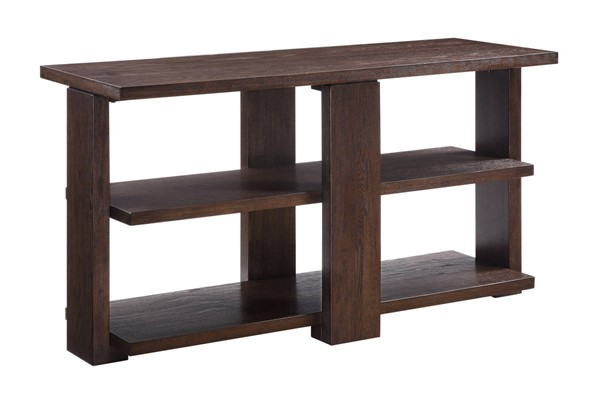 Acme Furniture Niamey Walnut Sofa Table ACM-84853