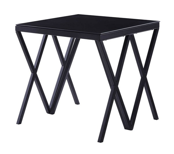 Acme Furniture Magenta Black End Table ACM-87156