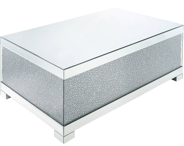 Acme Furniture Mallika Clear Coffee Table ACM-87910