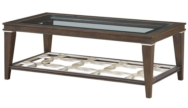 Acme Furniture Peregrine Walnut Coffee Table ACM-87990