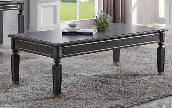 Acme Furniture House Marchese Tobacco Coffee Table ACM-88860