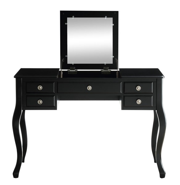 Acme Furniture Ordius Black Vanity Set ACM-90370