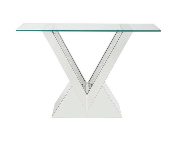 Acme Furniture Noralie Solid Base Rectangle Console Table ACM-90670