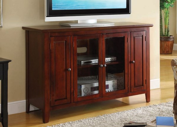 Acme Furniture Vida Cherry TV Stands ACM-91008-VAR