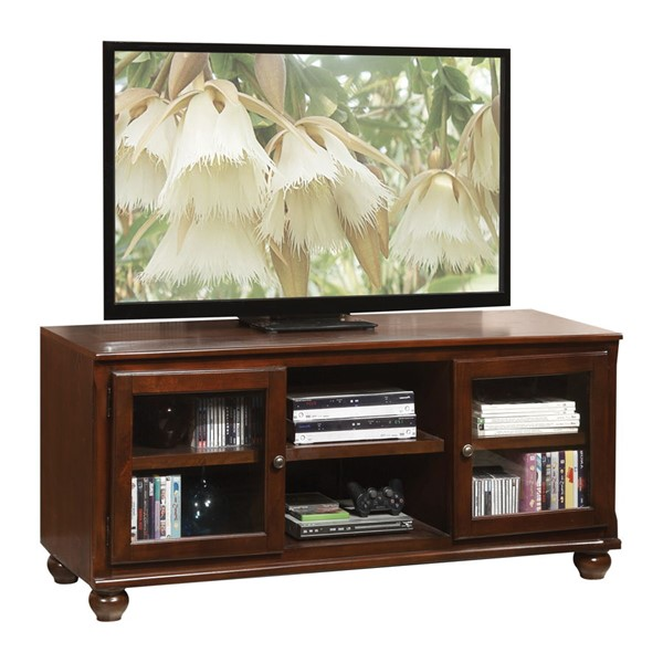 Acme Furniture Dita Walnut TV Stand ACM-91108